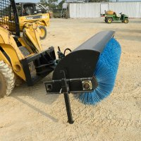 Angle Broom Sweeper