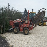 Ditch Witch Trencher RT45